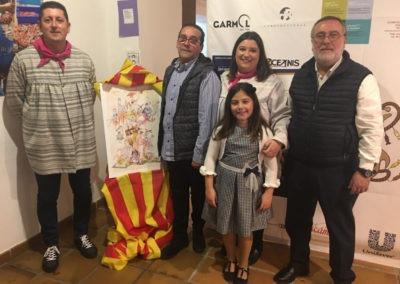 CÀRRECS GRANS AMB SANCHÍS, ALICIA I TONI VARGAS