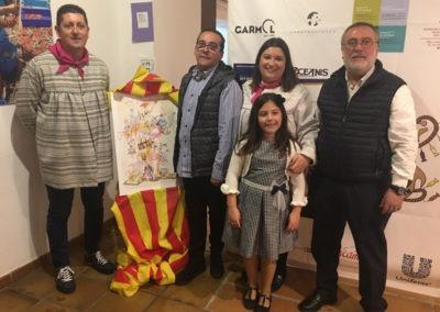 ESBÒS GRAN, ARTISTA, CÀRRECS GRAN I JLF