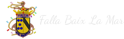 Falla Baix La Mar Denia