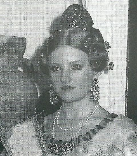 Josephine Ferrer Frougley - 1986