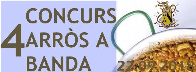 CONCURS D'ARRÒS A BANDA