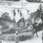 Primera carrossa de Baix la Mar