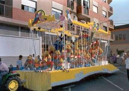 1r Premi Infantil Any 1992