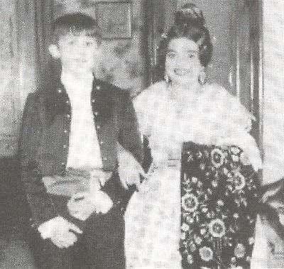 Maria Amparo Domenech Sivera - José Miguel Sivera Sala 1970