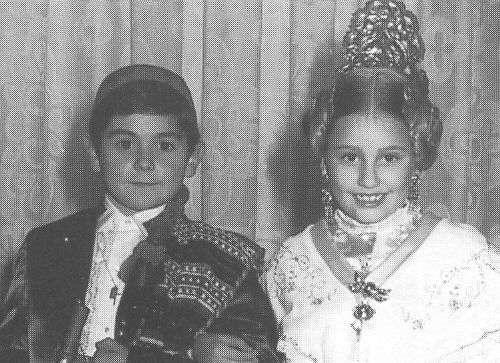 Maria Amparo Cartes Ivars - Pepe Mut Buigues 1985