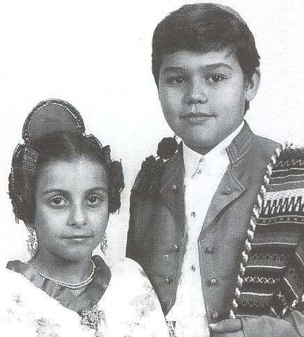 Isabel Segui Sendra - Pere Martí Barber 1988