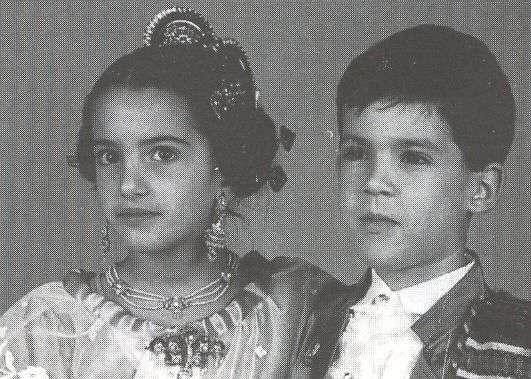 Mar Bisquert Perles - Francisco Marín Garcia 1990