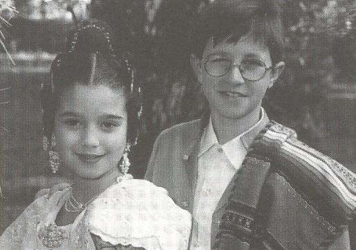 Lara Cejudo Berenguer - Jorge Moncho Marco 1993