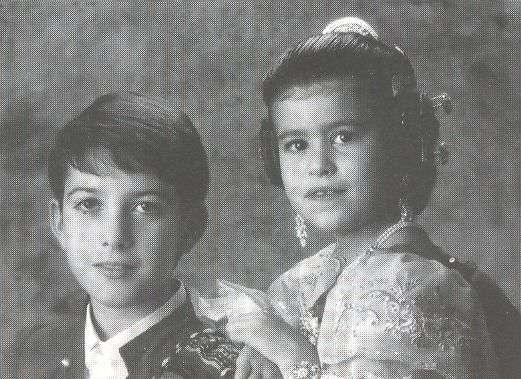 Aida Sanchez Crespo - Alberto Bas Ferrer 1996