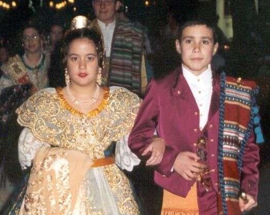 Patrícia Albi Modena - Javier Marín Garcia 1999