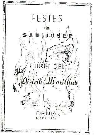 llibret 1954