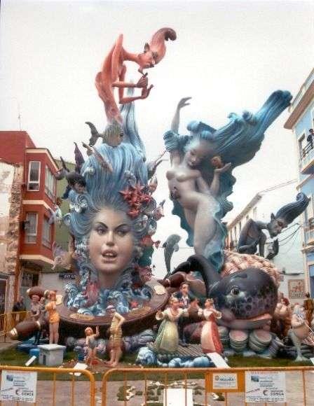"""Any 2004. """"Bufen vents de la Mar"""" Premi 1r"""
