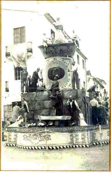 """Any 1949. """"El Nostre Port"""" Premi 2on"""