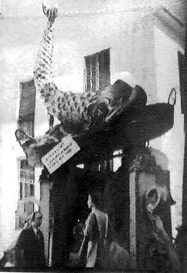 "Any 1954. ""L'aigua Salada"" Premi 3er"