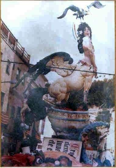 """Any 1979. """"Mitologia"""" Premi 3r"""