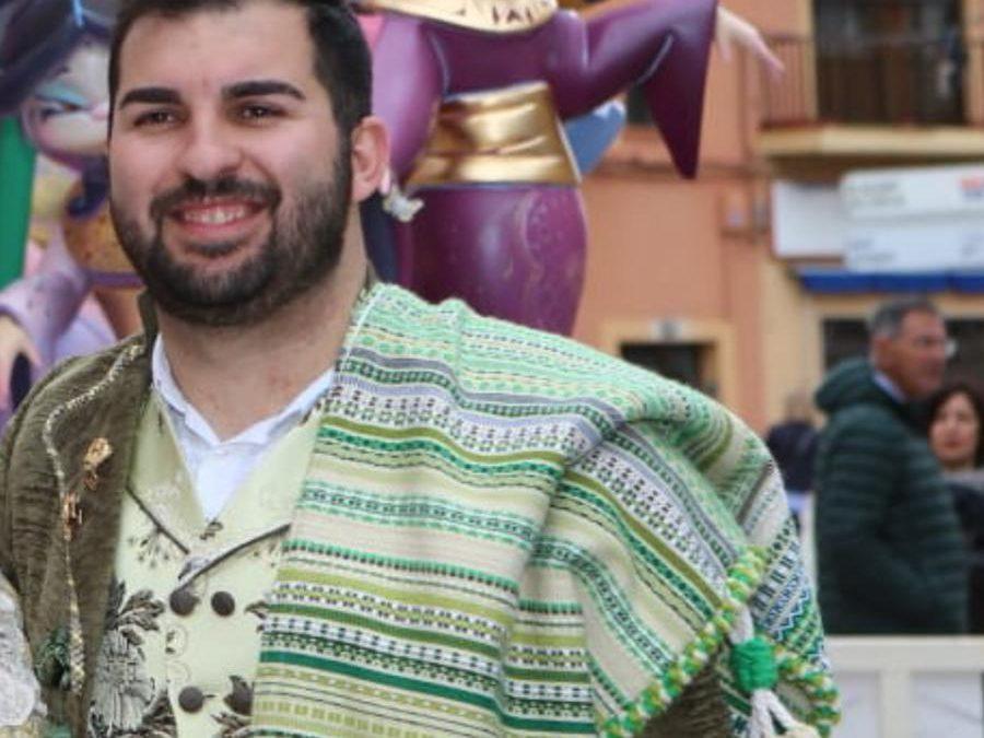 A Miguel Ivars Cardona, FALLER EXEMPLAR 2020